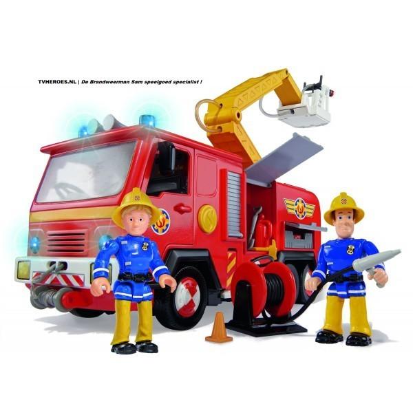 Afbeeldingsresultaat voor cast brandweerman sam