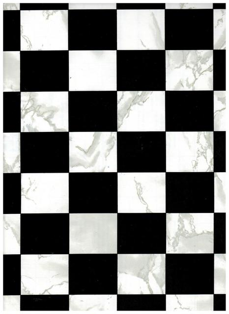 Checkered Contact Paper Marble Checkered Contact Paper