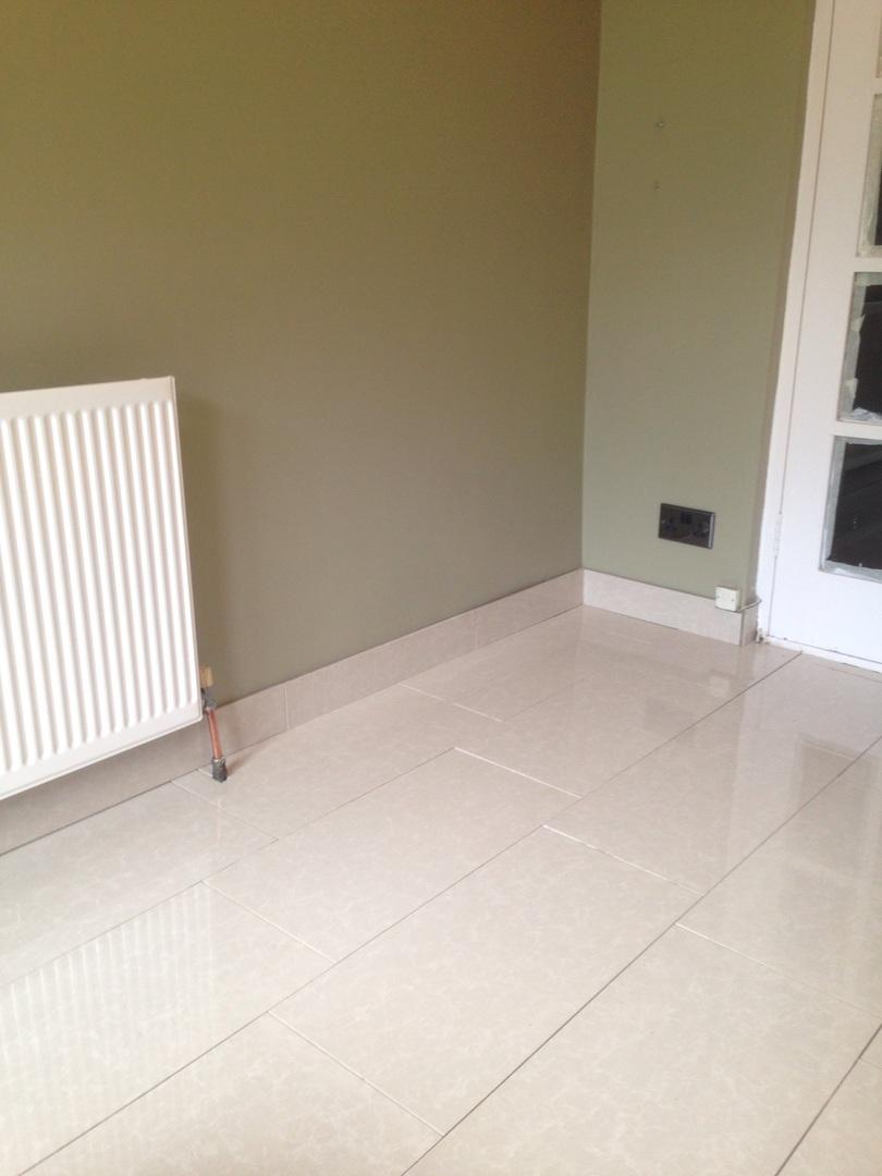 Flexible grout for ceramic tile
