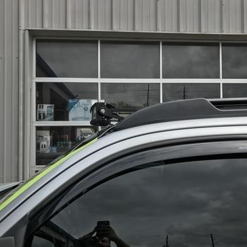 Toyota 40 Inch Curved LED Light Bar Roof Rack Mounts (05 15 Tacoma