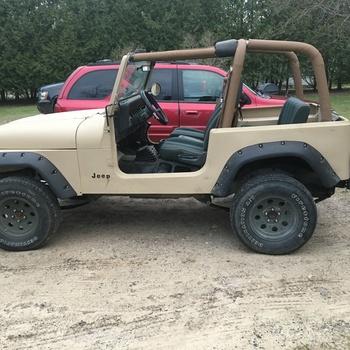 2.5in Suspension Lift Kit for 87-95 Jeep YJ Wrangler [615.20 ...