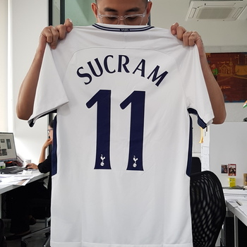 Spurs Shirt 2017/2018 | Official Spurs Shop