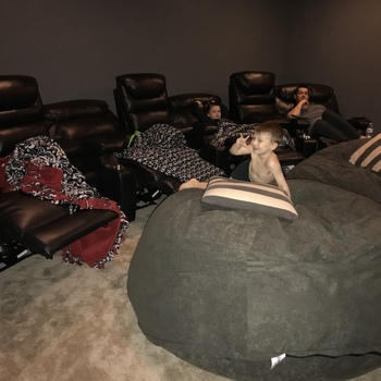 Ultimate Sack 6000 Bean Bag Chairs Awesome Movie Room Chairs