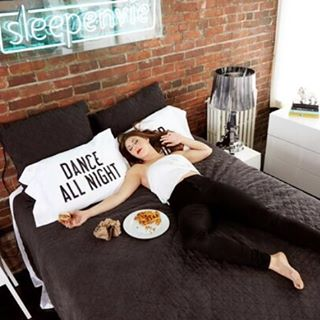 Let's be honest, we've alllll had one or two of those nights #danceallnightsleepallday 😉. The #dancing all night part is easy! The #morningafterthenightbefore , however, can be a little #rough . Allow me to introduce: the Sofie #mattress , your brand new #secretweapon #hangovercure . You can #crash into your own personal #plush sanctuary complete with a #cooling gel memory foam and #ice yarn cover that will keep you comfortable (in your time of need 😉) but never #cold❄. As an added bonus, you know you will always have a #cool place to #crash during those impossibly #sweaty August nights. You can order now and receive 10% off with the #promocode 'summerenvie.' #torontosleeps #sleephappy #sleepcool #namasteinbed #morethanamattress #getsleepenvie #mattress  Model credit @phoebsgolds