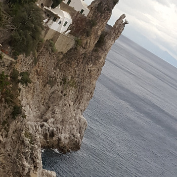 Amalfi Coast And Natural Rock Formation  Whatever You Visualize It To Be Or  The Virgin