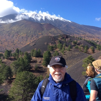 What A Beautiful Day Hiking Mt Etna With Stefania And Andrea!