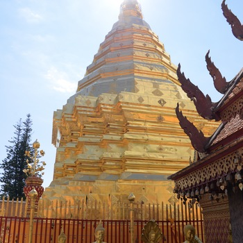 f8b7b49c49004b Wat Phra That Doi Suthep is a Theravada Buddhist temple in Chiang Mai  Province