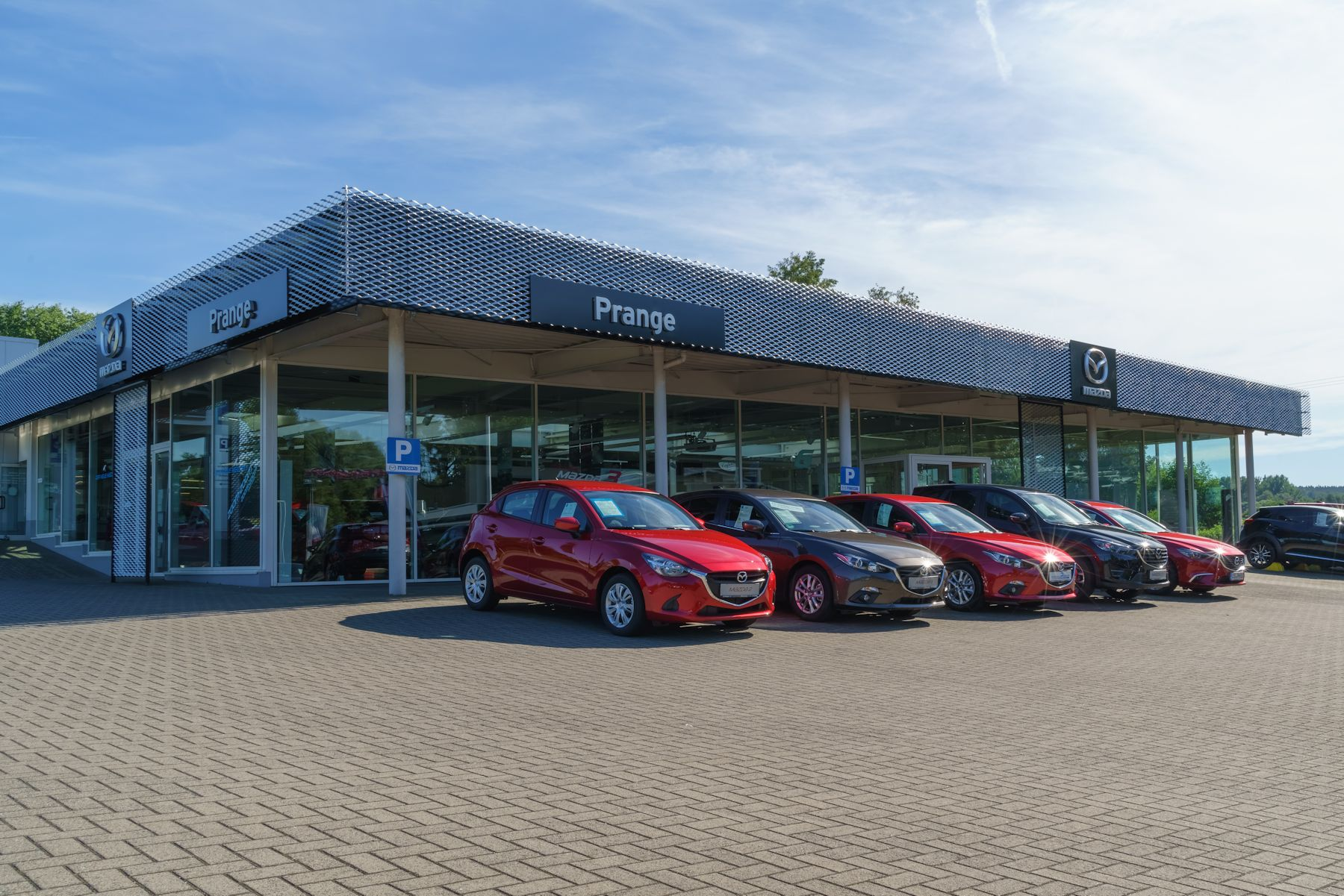 Autohaus Prange Online Shop