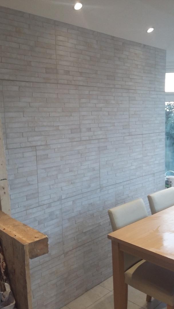 London White Brick Wall Tile - Wall Tiles from Tile Mountain