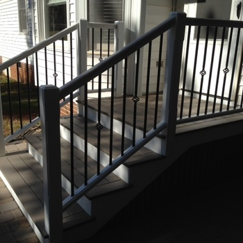 Vintage Series Round Iron Balusters By Fortress Very Nice Product