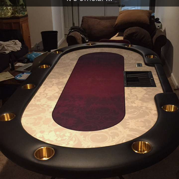 Aces Pro Tournament Poker Table Great Table