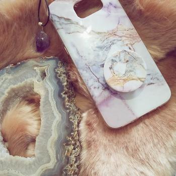 violet sky marble samsung case velvetcaviar com