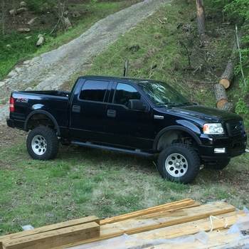 In Ford Suspension Lift Kit   Wd Great Lift