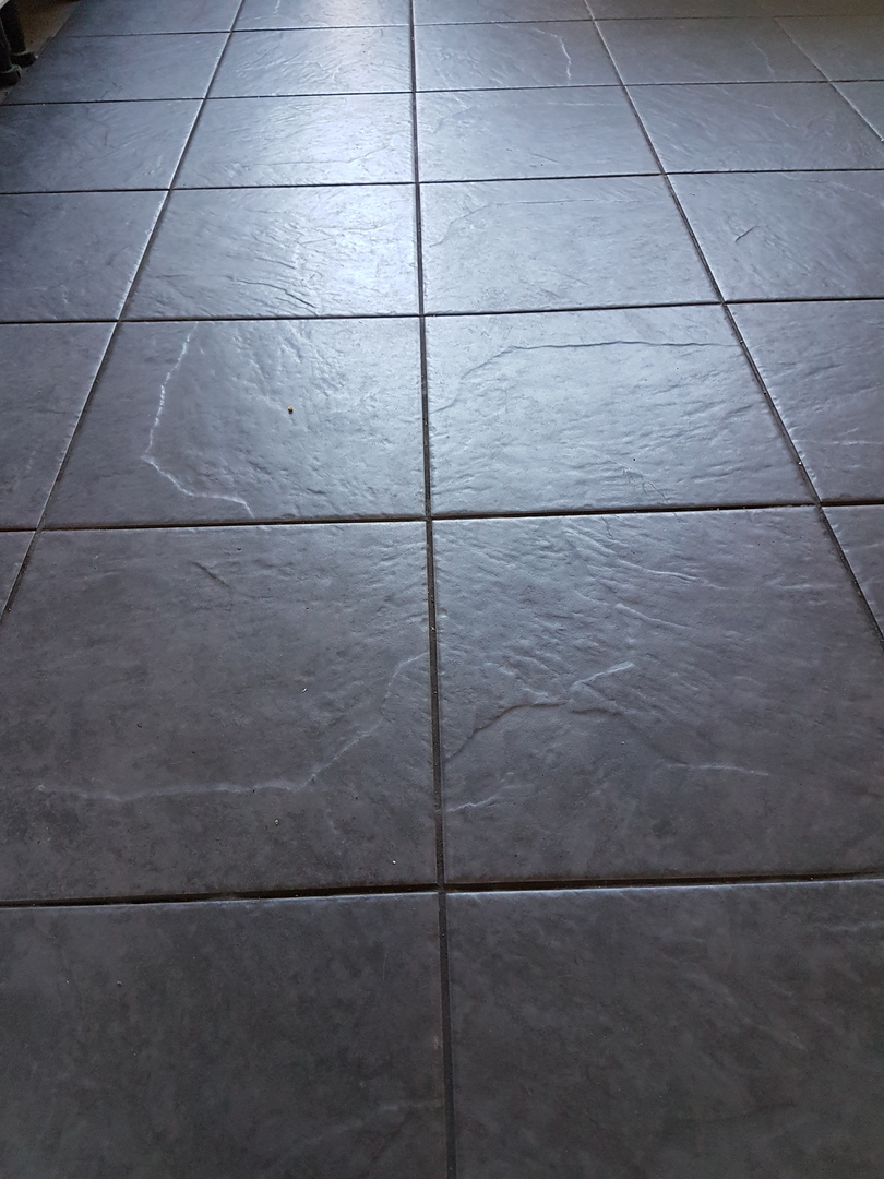 Slateface Black Floor Tile - Floor Tiles from Tile Mountain