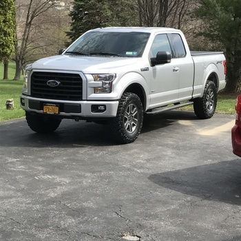 In Ford Leveling Lift Kit   F  Inch