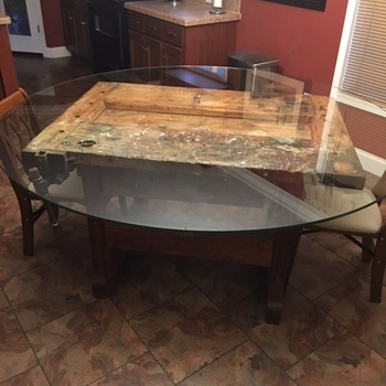 58 inch round tempered glass table top 12 thick beveled polish glass table top 72 inch round 12 inch thick flat polish tempered love watchthetrailerfo