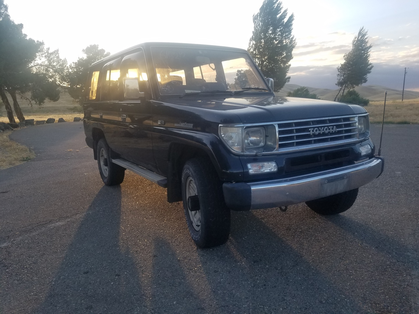 Best Value Used Toyota Land Cruiser For Sale Be Forward 1960s 4 Door 18794184
