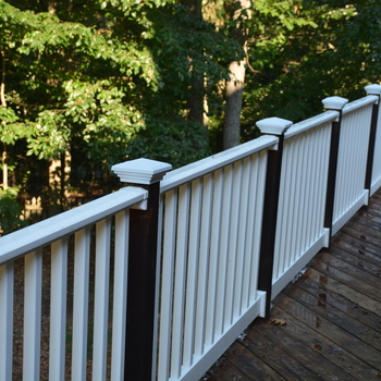 post caps nominal white estate series add class 6x6 wooden fence home depot solar lowes