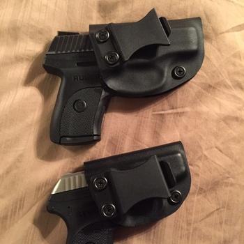 Hunting Inside waistband Gun Holster For Ruger EC9s