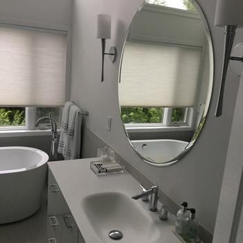 Frameless Round Wall Mirrors Bathroom Round Mirror Large Round Mirror
