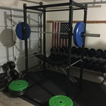 Garage squat rack collapsible squat rack download by garage gym