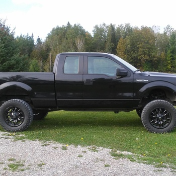 In Ford Suspension Lift Kit   Wd Great Quot