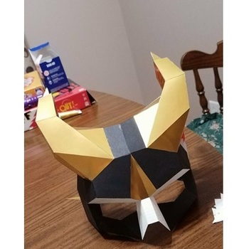 Rabbit Half Mask Great Design Value