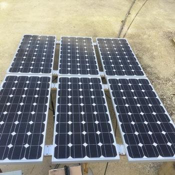 Renogy old 600 Watt 12 Volt Solar Premium Kit Puerto Rico se Levanta- Excellent!!!