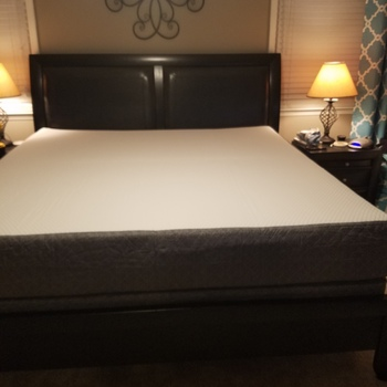 the ghostbed mattress king ghostbed king size mattress and foundation