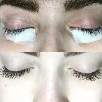 BL Fine Mink/Laser Lashes - D Curl Eyelash Extensions