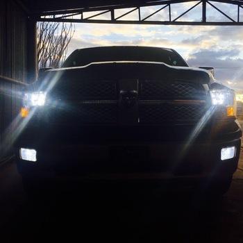 GTR Lighting Ultra Series LED Headlight Bulbs - 9005 / HB3 - 3rd Generation Fog lights & GTR Lighting Ultra Series LED Headlight Bulbs - 9005 / HB3 - 3rd ...