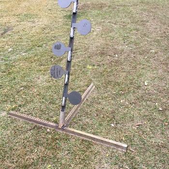 DIY AR500 Dueling Tree Target Kit Awesome Target