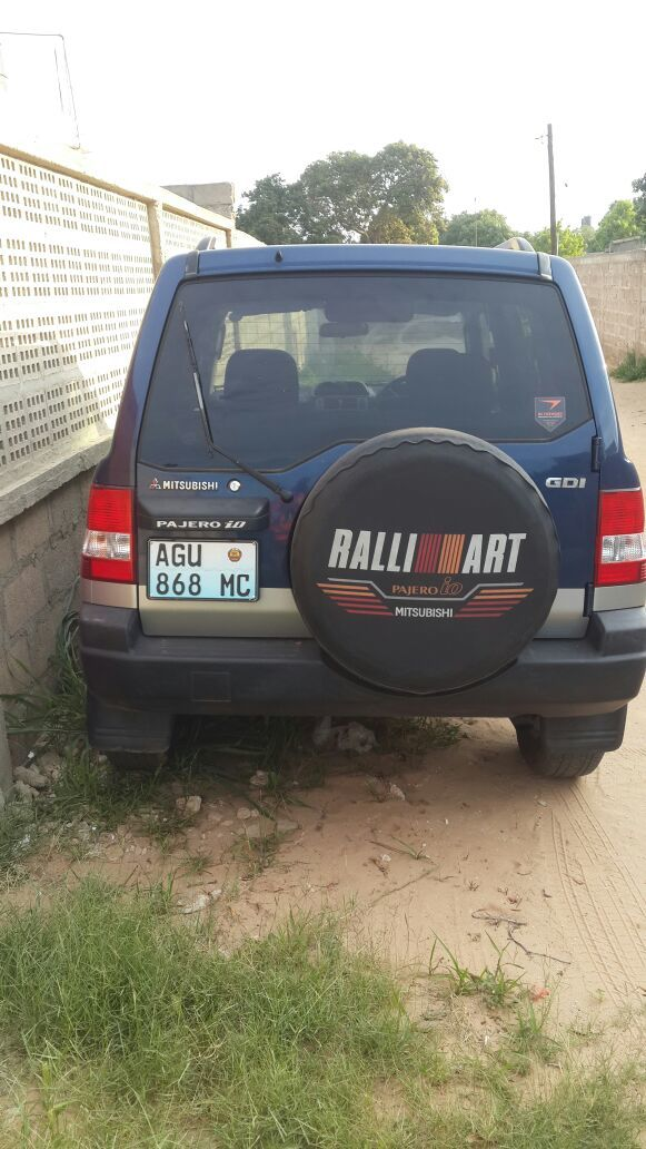 Best Price Used MITSUBISHI PAJERO IO for Sale - Japanese Used Cars