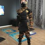 On Boys Special Ops Ninja Costume & Boys Special Ops Ninja Costume