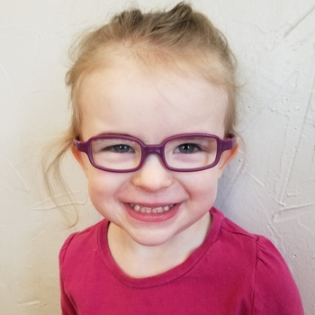 Miraflex New Baby 1 (3-6 Yrs) - Eyeglasses At Discount Glasses