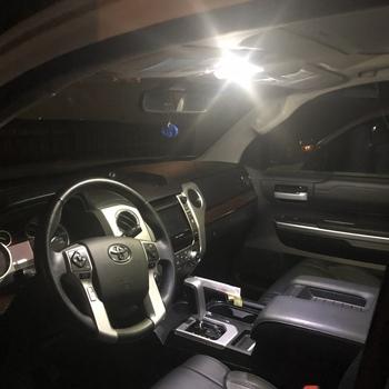 2014   2018 Toyota Tundra LED Interior Bulb Upgrade Kit 17 Tundra Interior  Led