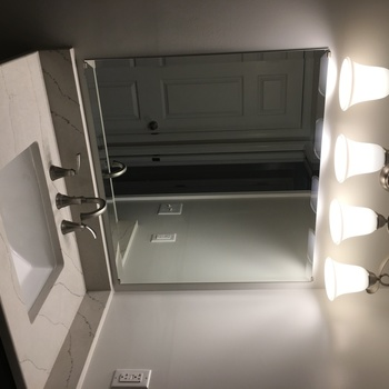 Beveled Mirror Customize It And Buy Online Dulles Glass And Mirror