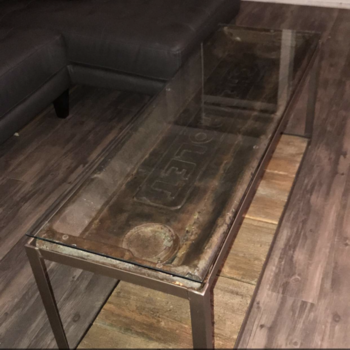 Glass table tops shop online dulles glass mirror dulles 24 square glass table top glass for chevy coffee table watchthetrailerfo