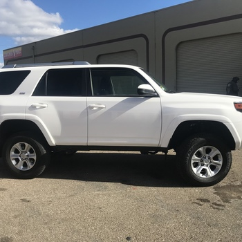 2017 Toyota 4runner 2wd Leveling Kit ✓ The Amazing Toyota