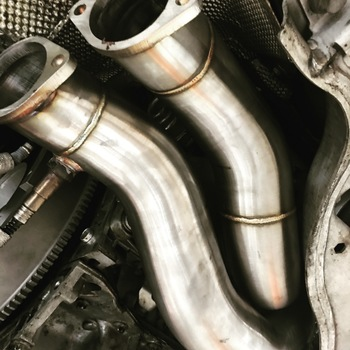 Customer reviews vrsf n54 catless downpipes for the 135 and 335 bmw quick shipping at a good fandeluxe Gallery