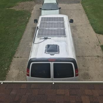 Renogy 300 Watt 12 Volt Solar Starter Kit Very easy