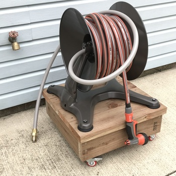Free Standing Garden Hose Reels Awesome Hose Reel