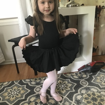 8c0aa1ccf8d7 Black Ballet Dance Skirt - Toddler & Girls – The Leotard Boutique