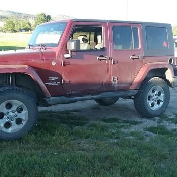 Beautiful 3.25in Jeep Suspension Lift Kit (07 18 JK Wrangler Unlimited) 3.25 Lift