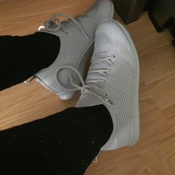 The most comfortable sneakers I've