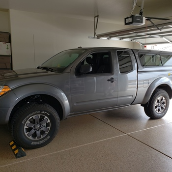 25in Suspension Lift Kit For 2005 2018 Nissan Frontier 2005 20015