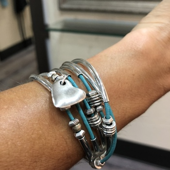 b7dc81b20bf9 Mini Charmer - Add Your Charm Choice Love this bracelet