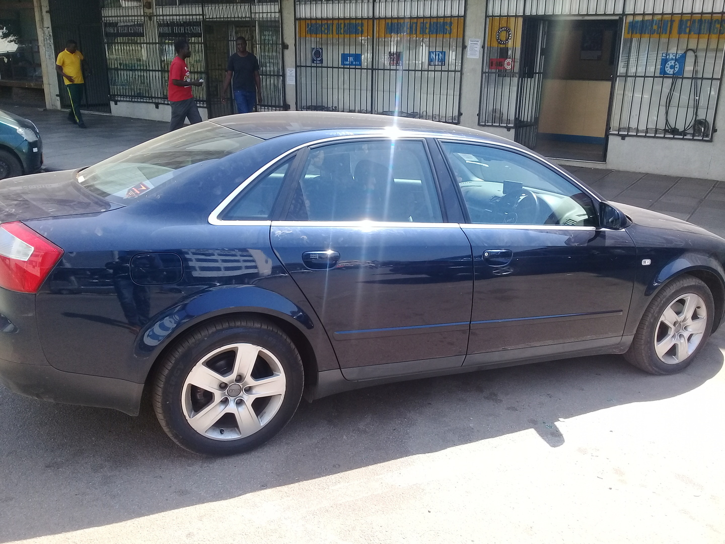 Best Value Used Audi A4 For Sale Be Forward 2005 Radio