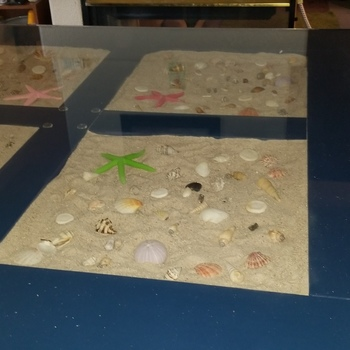 Square Glass Table Tops Discounted Square Glass Tops For Dining - Clear glass tiles 4x4