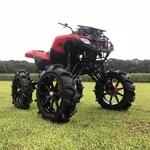 Assassinator Mud Tires Superatv